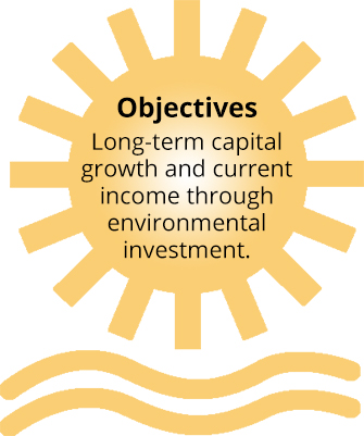 New Alternatives Fund Objectives